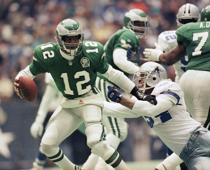 Happy Birthday Pastor Randall Cunningham.  And thank you for the memories!