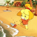 Image for the Tweet beginning: Isabelle pic I gave up
