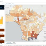 Image for the Tweet beginning: LA County has launched new