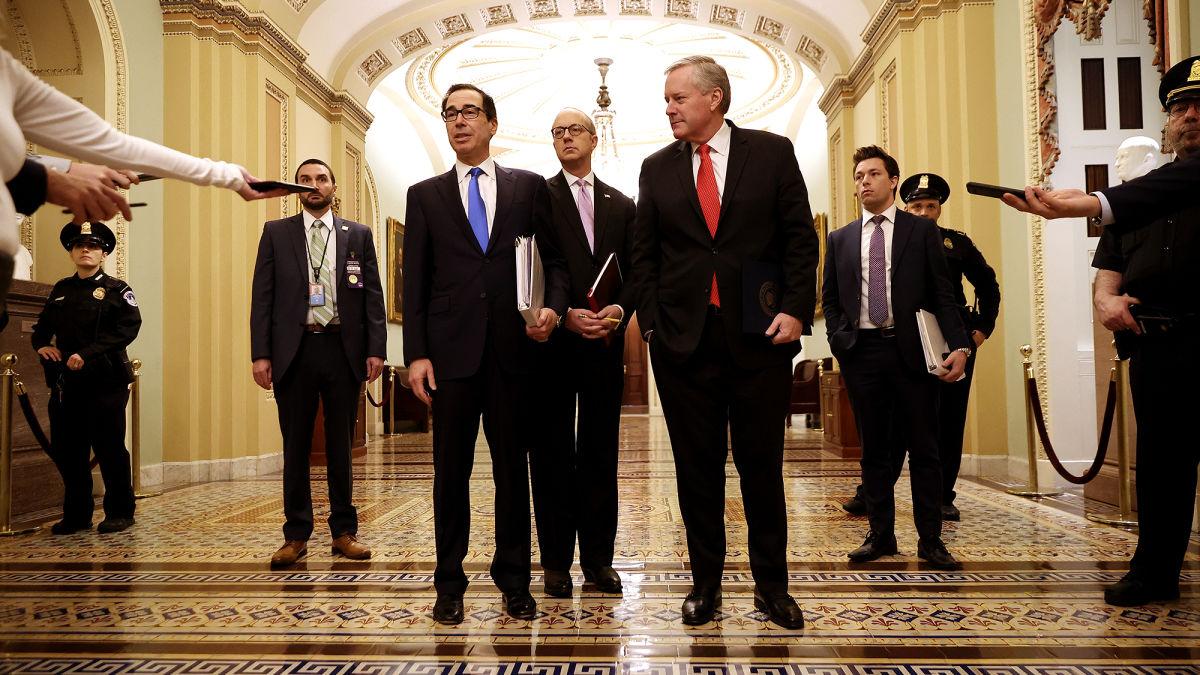 What's In Congress' Coronavirus Stimulus Bill https://t.co/BMFp3060Du https://t.co/lDCwdvdgav
