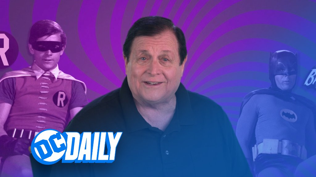 An old chum visits #DCDaily for a history lesson on the '60s BATMAN TV series  https://bit.ly/2UmumQypic.twitter.com/ia7n5bbiMQ