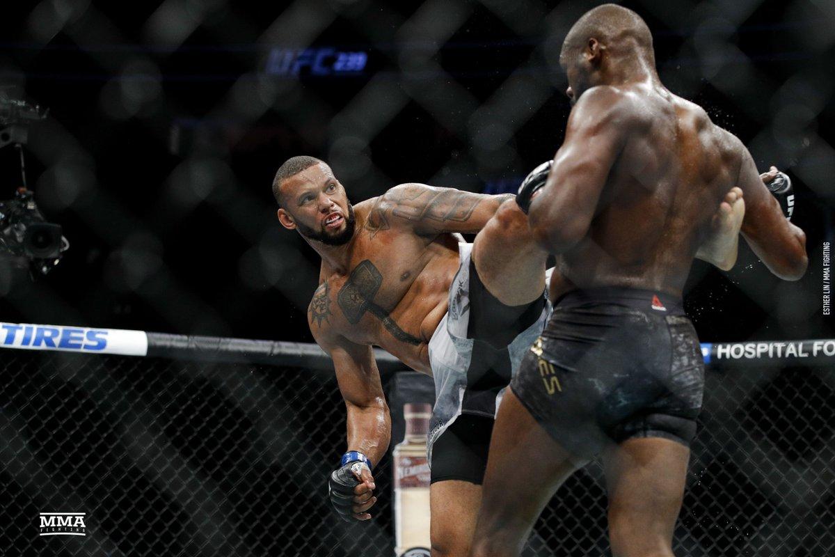 Thiago Santos suggests title fight with Dominick Reyes in wake of Jon Jones arrest mmafighting.com/2020/3/27/2119…