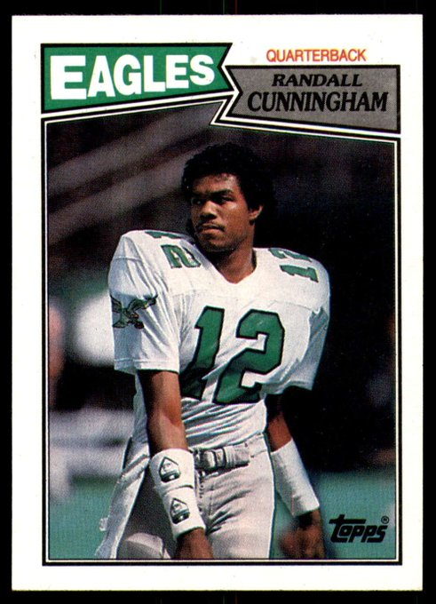 Happy Birthday Randall Cunningham!  Which quarterbacks today are most like QB Eagles?