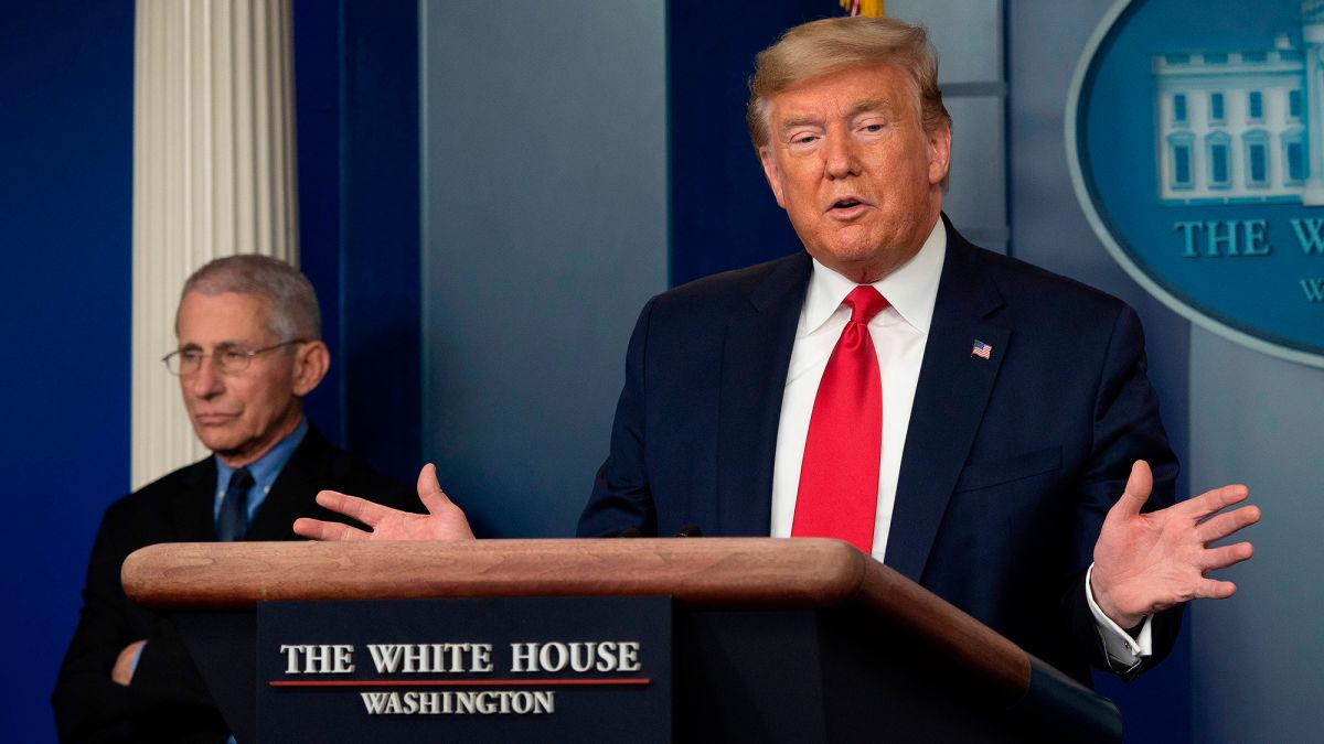 Trump Announces Plan To Retrain Nation's 3 Million Unemployed Americans As Human Ventilators https://t.co/lBIroyq8l6 https://t.co/swKCMhliI3