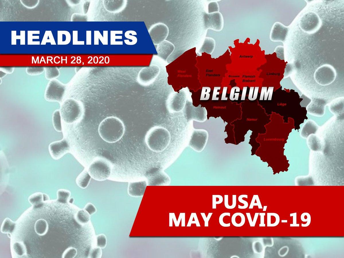 Isang pusa sa Belgium, tinamaan din ng Coronavirus Disease 2019 (COVID-19). #SuperBalitaSaUmaga