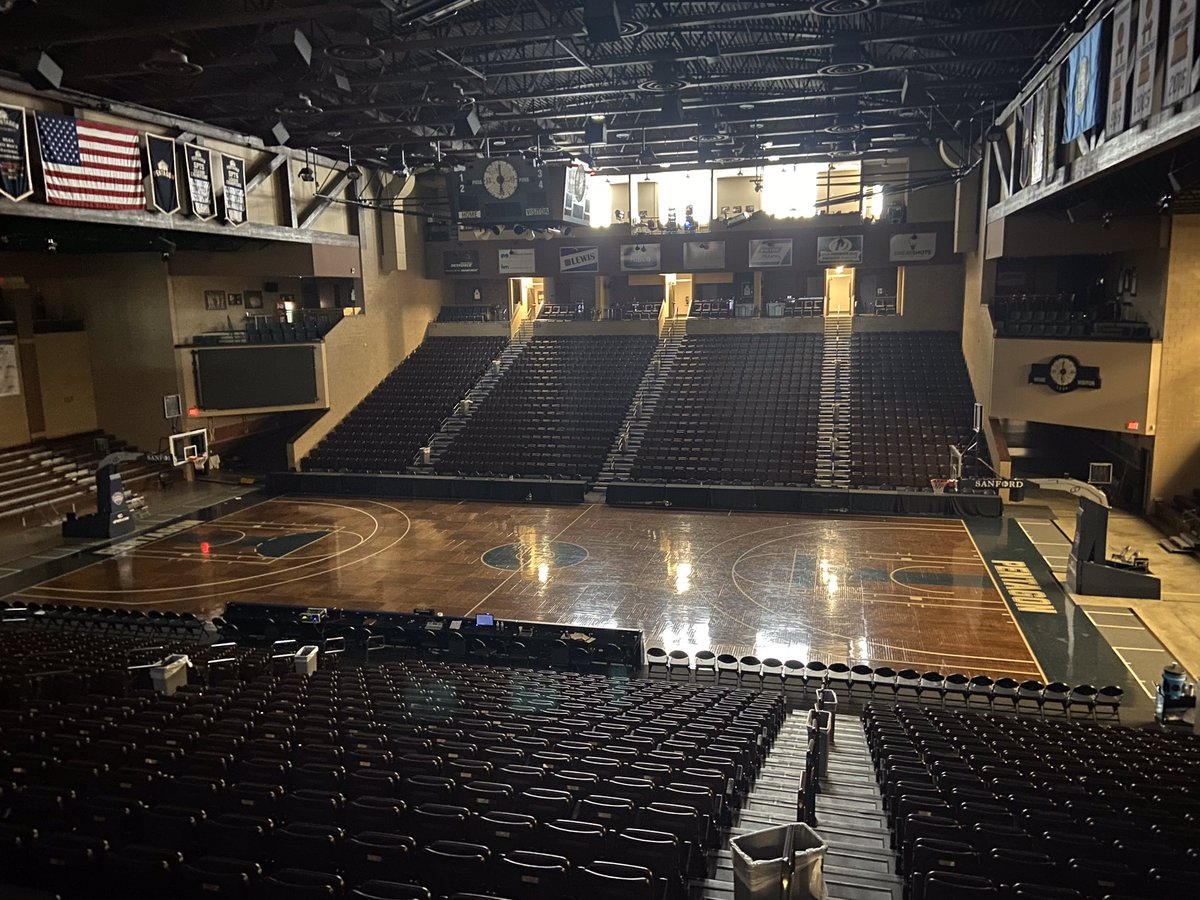 We miss you. Stay home and stay safe this weekend. #SanfordSports