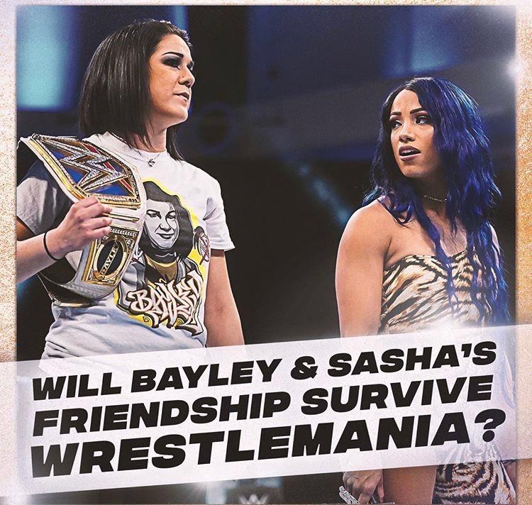 @SashaBanksWWE's photo on #SmackDownOnFox