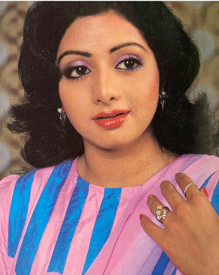 #Sridevi from... anyone remember which film from 1988?  @SrideviBKapoor