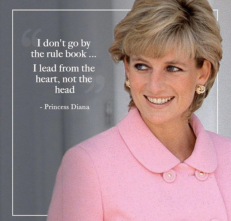 Quote to live-by  _____________________ #PrincessDiana #RoyalFamily #Royalty #Motivation #HappyMonday #FreshStart #Morning #Inspirational #Quotespic.twitter.com/N0r57xVx7o