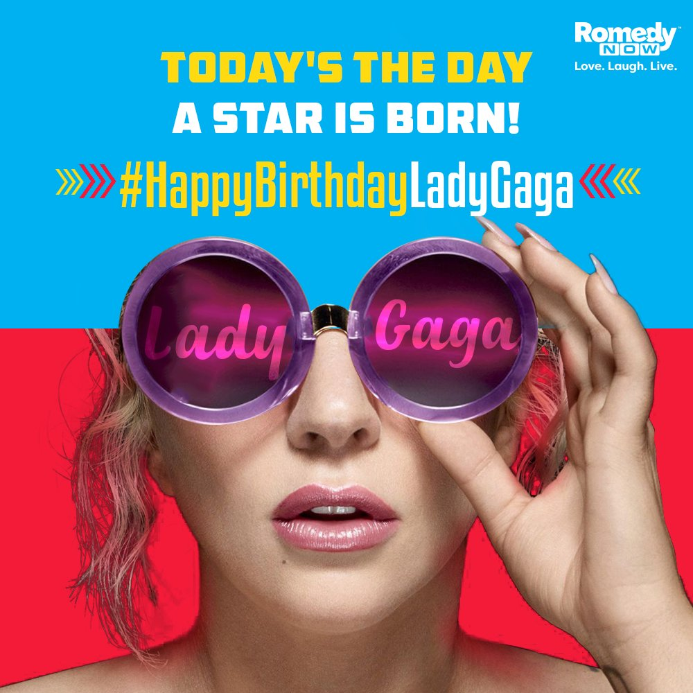 @RomedyNow's photo on #ladygaga