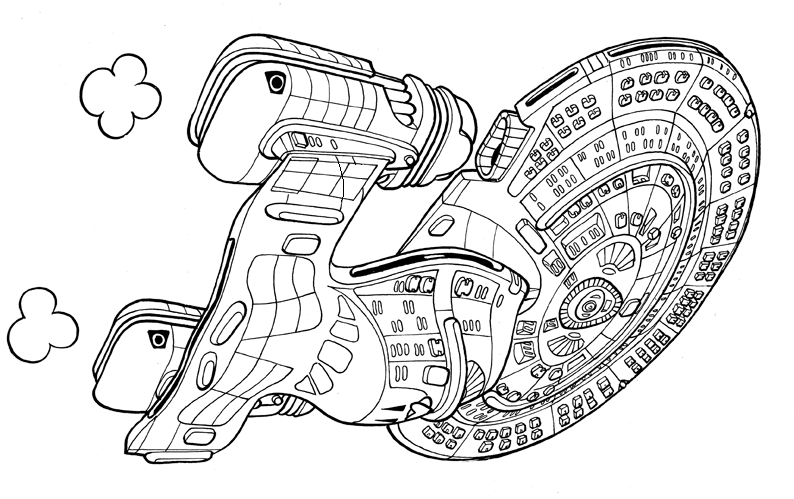 Matt Moylan On Twitter I Just Discovered These Cute Starships On His Deviantart These Are The Best Thing Ever