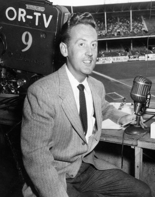 """MLBcathedrals ⚾️ on Twitter: """"Vin Scully broadcasting for the ..."""