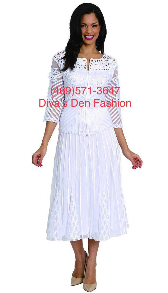 Diana 8052  https://www.divasdenfashion.com/products/diana-8052…  #DivasDenFashion #skirtsuit #Diana #COGIC #Cogicfashion #Couturefashion #whiteskirt #Cogicfashions #Fatandfabulous #Girlwithcurves #springfashion #boutiquefashion #texasfashion #weddingfashion #boutiquetrends #christianfashion #girlsnightout pic.twitter.com/txmpzVTcz0