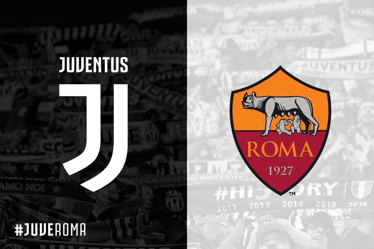 SAPC mathday 2    Allianz Stadium   (20:00) Juventus vs Roma   #FinoAllaFine #ForzaJuvepic.twitter.com/isSsEqXr30