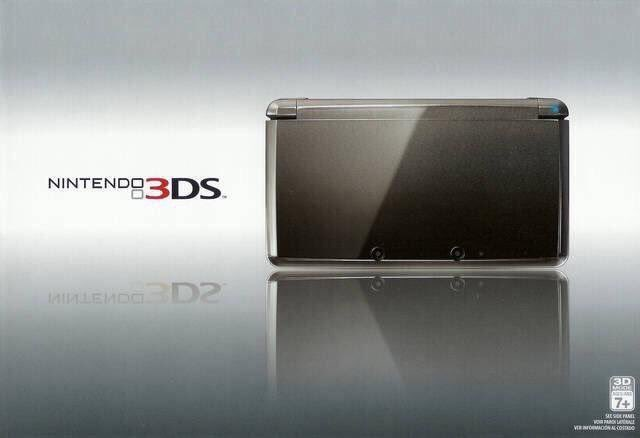 The Nintendo 3DS was released on this day in North America, 9 years ago (2011)