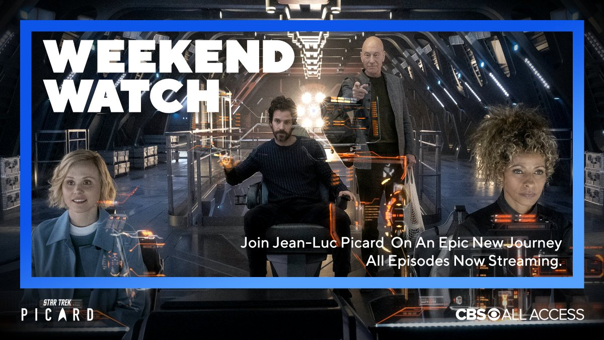 cbs all access on twitter binge all episodes of startrekpicard new episodes of ncis cbs and ncisneworleans fbicbs x fbimostwanted crossover event stream all this and more on cbsallaccess for twitter