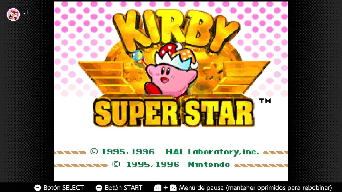 Baby! #Kirby #SNES #NintendoSwitchpic.twitter.com/UDAFh6dIUG