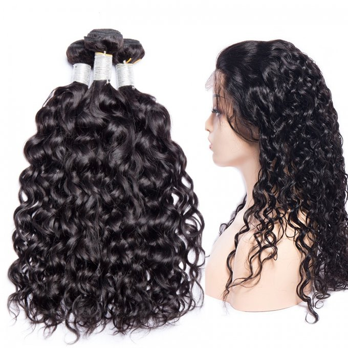's Media: #happy #perfectcurls Malaysian Water Wave 360 Lace Frontal with Bundles https://t.co/VxloBecbIM htt