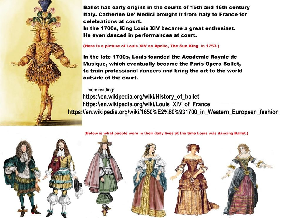 Dance Prism On Twitter Ballet History Part 1