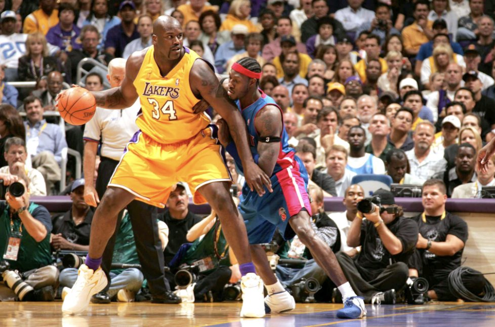 Shaquille O'Neal Reacts To Being Put 8th On All-Time Players List fadeawayworld.net/2020/03/27/sha…