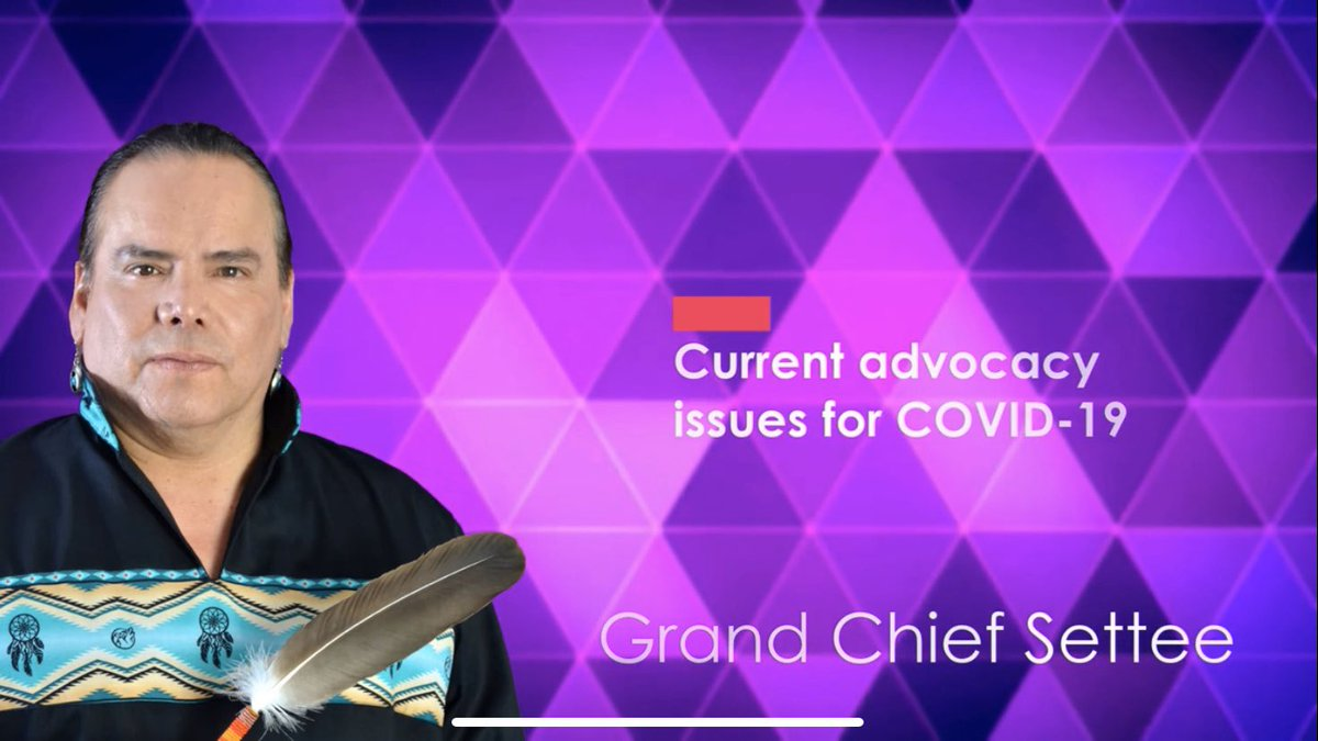 WATCH: First Nations leaders have been extremely busy working to prevent the spread of the #COVID19 to Northern Manitoba.   Grand Chief Settee shares some of the issues #MKONorth First Nations have been dealing with during the week of March 22 to 28: https://m.youtube.com/watch?feature=youtu.be&v=o5TVmzJVloQ …pic.twitter.com/gexGt26wRF