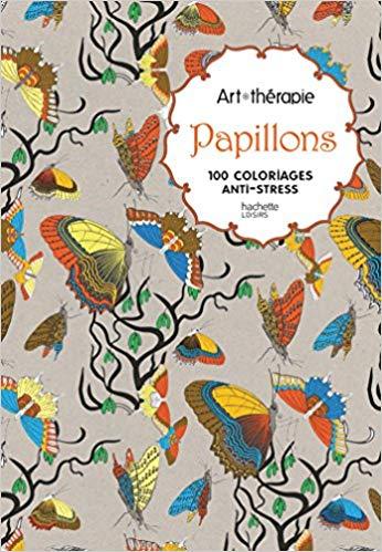 Papillons 100 Coloriages Anti Stress Pdf Gratuit Telecharger Livre
