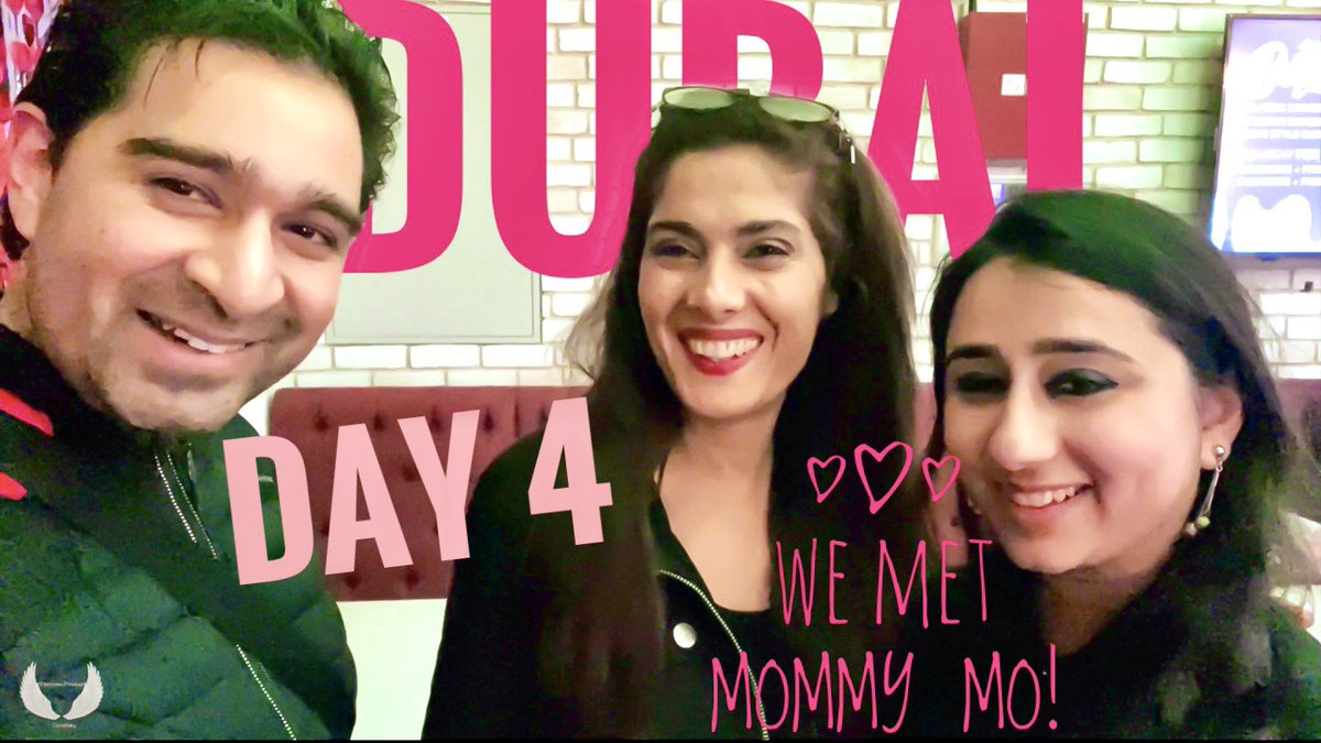 DUBAI - SURPRISE Holiday Part 4 | Vlog  Check out my latest Vlog Live on my YouTube channel:  https://youtu.be/WBt2vBj13YQ  #dubai #dubailife #dubaiholiday #movlogs #youtuber #Valentine2020 #Anniversary #valentineday #subscribe #youtube #vlog #vlogs #vlogger #dubaivlog #dubailifepic.twitter.com/V9qjkKfmz2