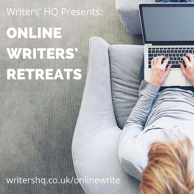 Writers! Assemble! Join us in one hour for today's FREE ONLINE WRITERS' RETREAT. All the productive writerly joy of our day retreats but none of the close proximity to other humans: https://crowdcast.io/e/whq-online-sat28…  #writingcommunity #amwriting #lockdown #selfisolation #writingretreatpic.twitter.com/gpzBalzNMn