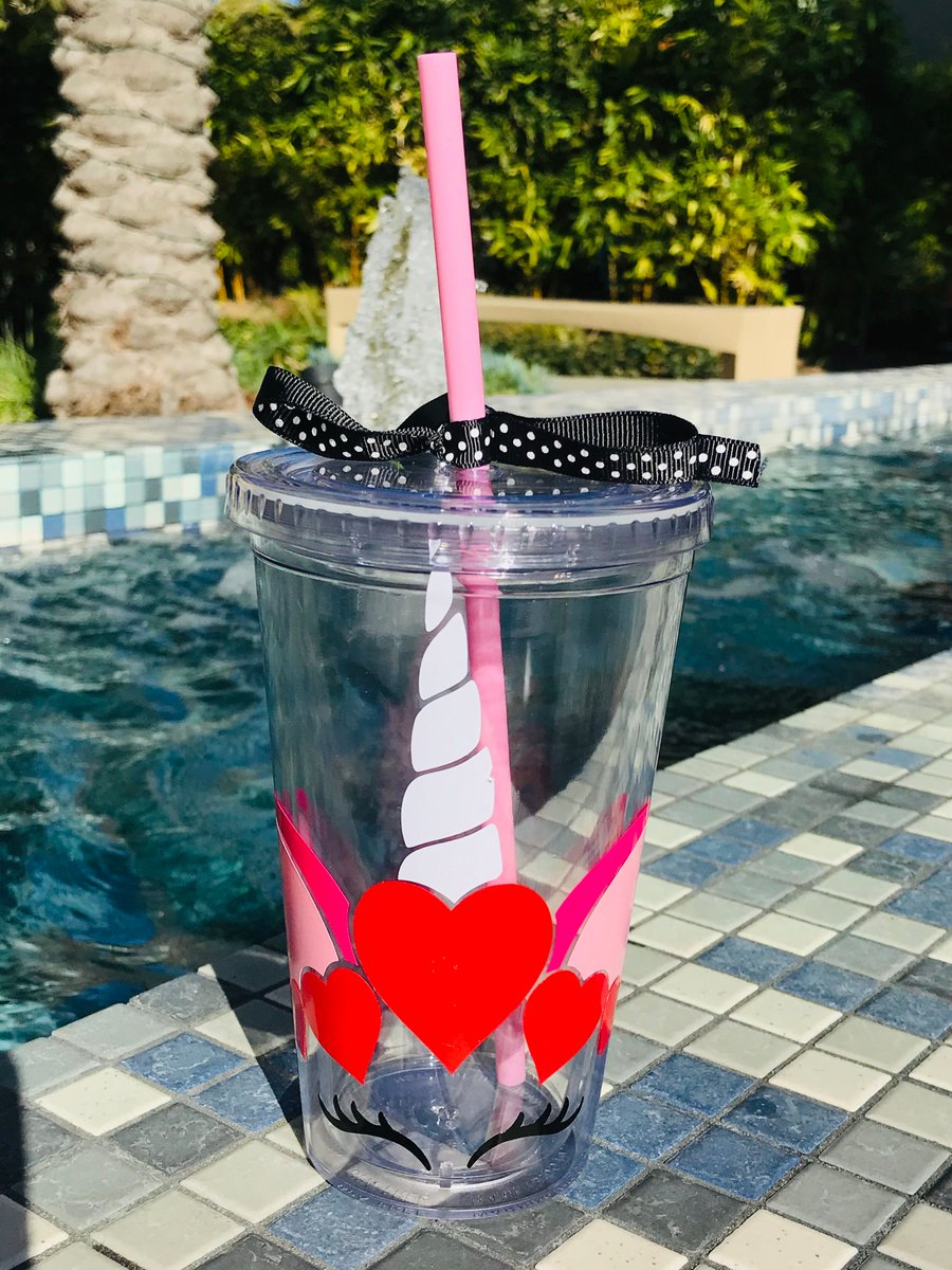 All About Love Unicorn Tumbler . * High-grade 100% BPA-free acrylic plastic construction, nontoxic and non-leeching .  #piecesofprincess #valentines #valentines_day #valentinespecial #valentinesurprise #valentinesales #valentinesgift #valentinesdecor #valentinesideaspic.twitter.com/XyY4OD0qP3