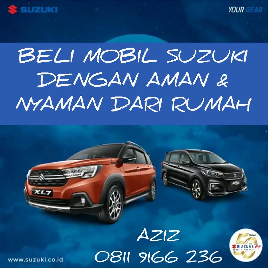 Area JADETABEK bisa loh beli mobil Suzuki dr rumah. Tidak perlu ke dealer Suzuki kami di Daan Mogot, Jakarta Barat.  Silahkan hubungi saya utk mekanisme & promo menarik dr Suzuki.  AZIZ 0811 9166 236  #jualmobil #SUZUKI #ertiga #xl7 #baleno #ignis #sx4scross #apv #newcarrypickup