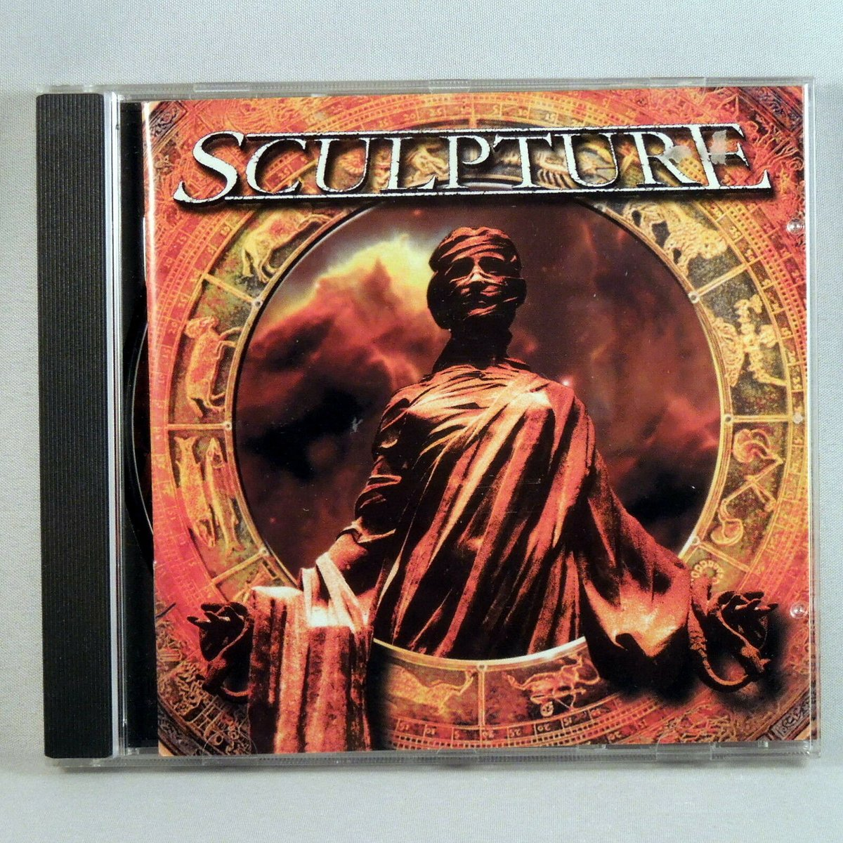 Check out https://ebay.to/3dEiGk6  SCULPTURE - s/t (CD 1999 Nuclear Blast Records)  #SCULPTURE #st #Album #SelfTitled #CD #1999 #NuclearBlastRecords #PowerMetal #ProgressiveMetal #HeavyMetal #NuclearBlast #MetalCentre http://www.shop.metalcentre.com  #VersalCentre #CDs #Patches #TShirtspic.twitter.com/IEp1MoQoew
