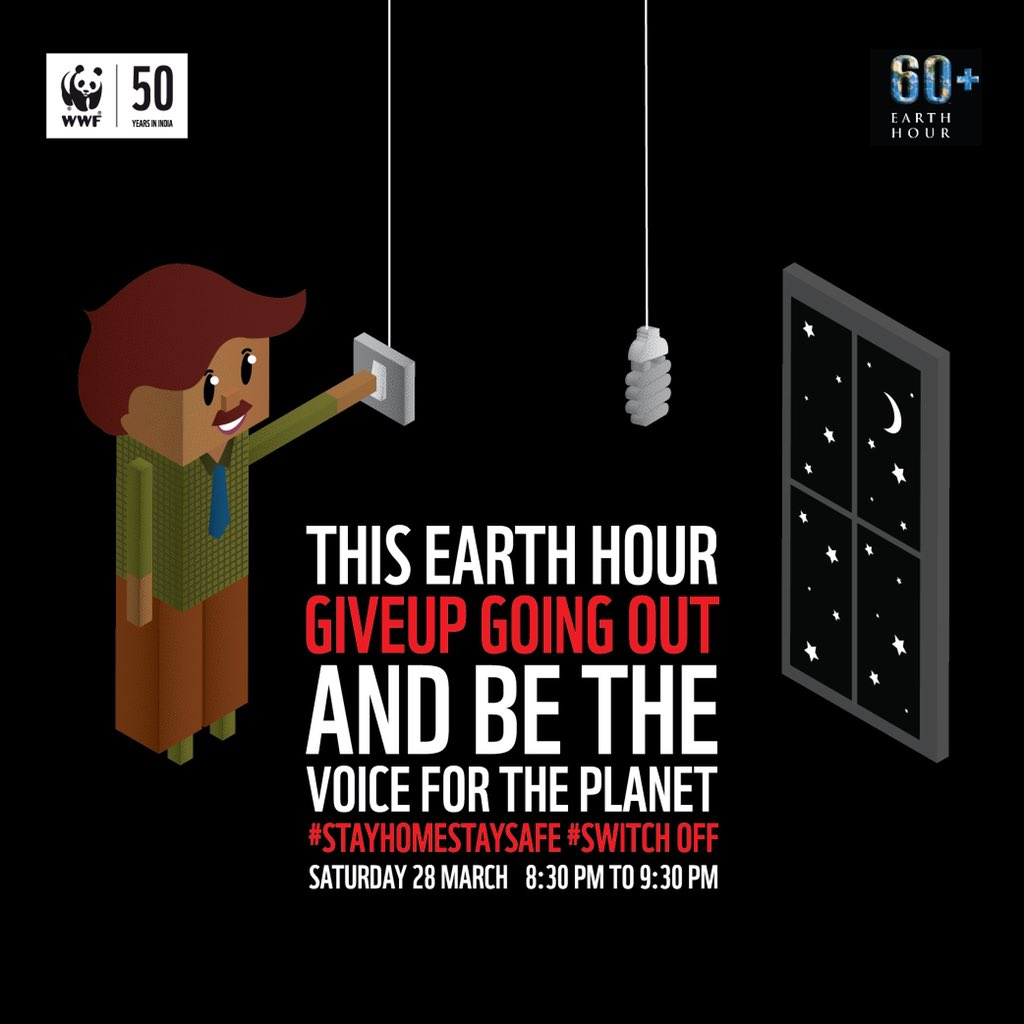 What S New Quot Earthhour Quot Tweet Per Second