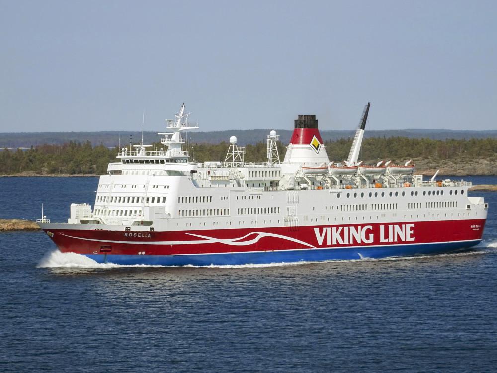 Viking Line inför frakttrafik på linjen Kapellskär-Mariehamn https://t.co/jfX7n672U2 https://t.co/JPH510OHGL