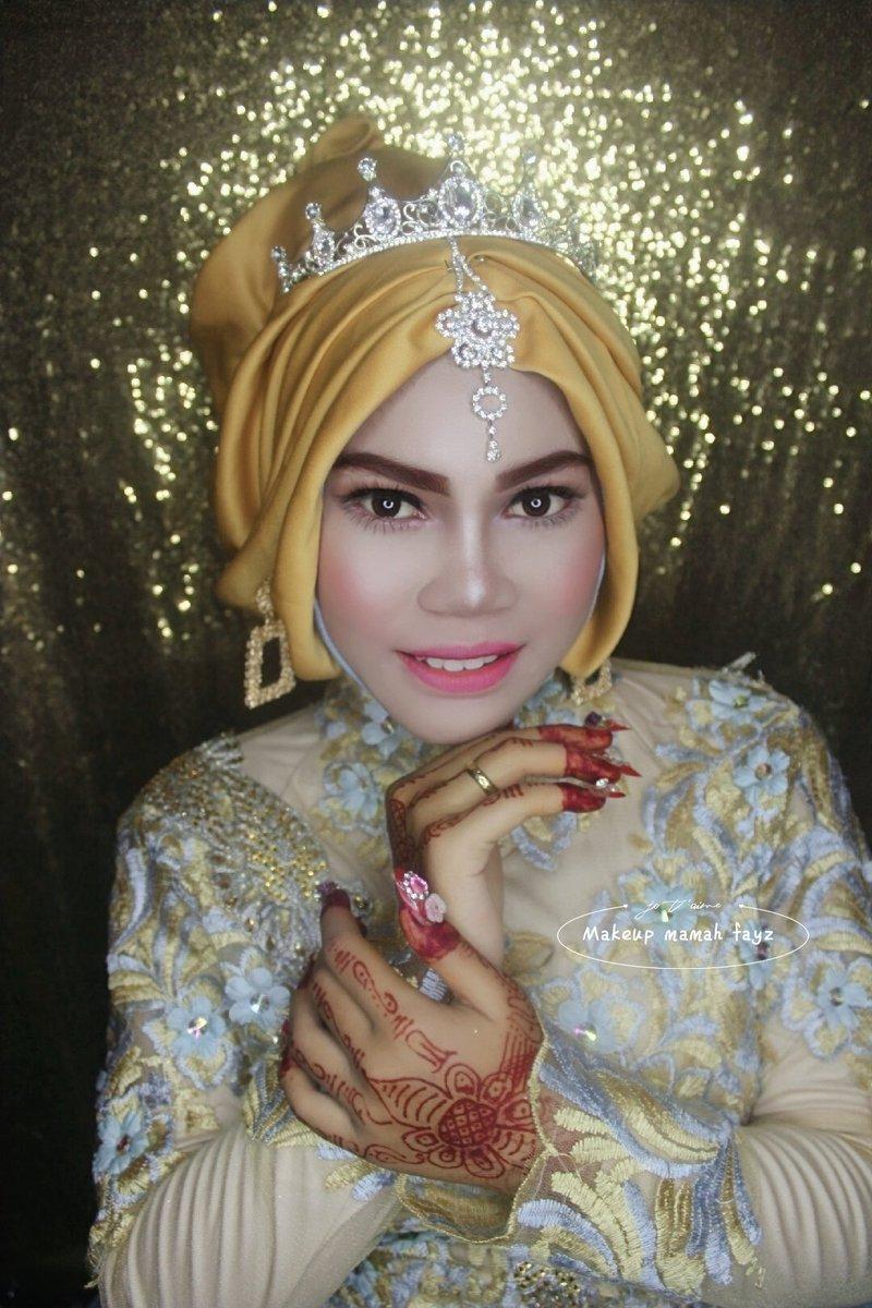 Makeup fotografhy mamah fayz 💄💄#prewedding #riaspengantinlamandau #makeuplamandau #riaslamandau  #riasfashion  #hijabfashion #hijabpesta #lamandau #nangabulik #kalteng #lamandausega #iloveyou #kalimantantengah  #latepost #fotografhy #insfirasinikah #fayzcollection https://t.co/hHPVsTls7V