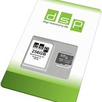 Image for the Tweet beginning: 256GB DSP Micro SD Memory