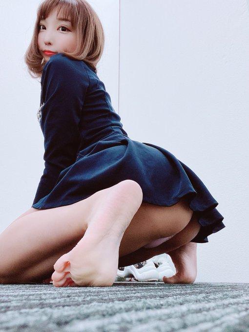 グラビアアイドル粕谷まいのTwitter自撮りエロ画像9