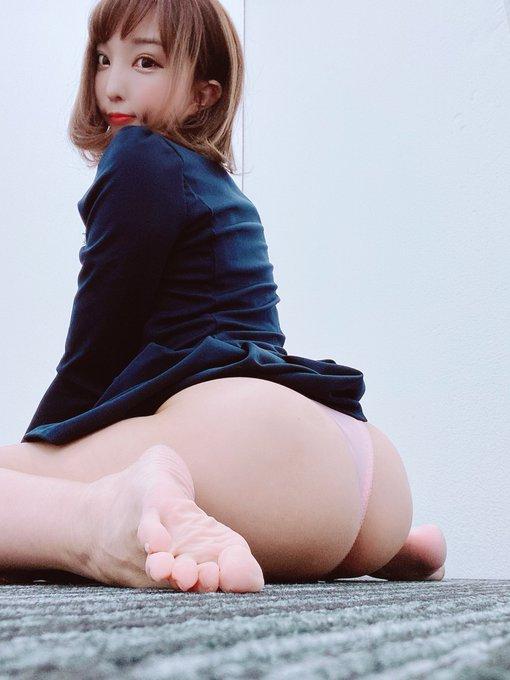 グラビアアイドル粕谷まいのTwitter自撮りエロ画像8