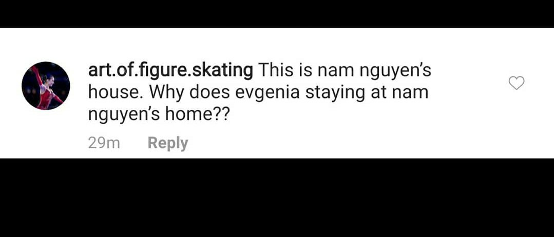 Evgenia is at @namnamnoodle 's house  Evgenia,Are you with your boyfriend?   @JannyMedvedeva  #евгениямедведева #evgeniamedvedeva #namnguyen #yuzuruhanyu  #羽生結弦  #羽生结弦pic.twitter.com/PiVkbcDSJB