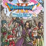 Image for the Tweet beginning: Dragon Quest XI S: Echoes