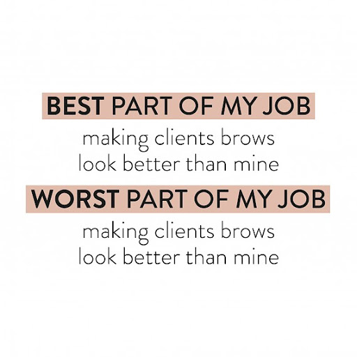 True story... . . . . . #browquotes #browlove #beautyquotes #ilovemyjob #permanentmakeuartist #pmuapic.twitter.com/F91E7SfOmt