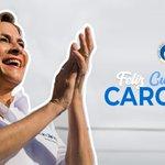Image for the Tweet beginning: Celebramos la vida de @CarolinaMejiaG,