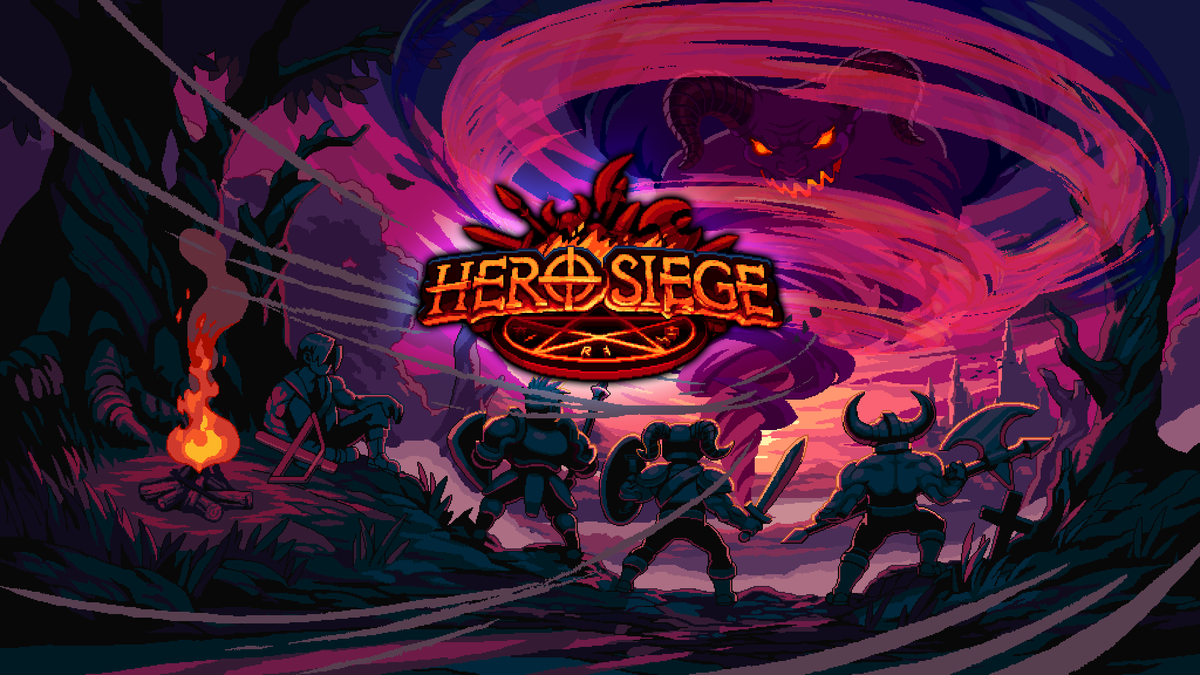 This year is shaping up to be the best so far in the 8 years of Hero Siege's life span and our business! Our community is growing and sales are higher than ever! ^_^  We also submitted Switch to QA last week! #gamedev #herosiege #indiegame #indiegamedev #gamemakerpic.twitter.com/ScUQcMH9VP