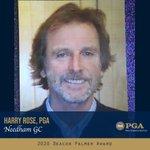 Image for the Tweet beginning: Harry Rose, PGA (Needham GC)