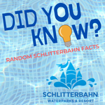 Image for the Tweet beginning: Did you know that Schlitterbahn