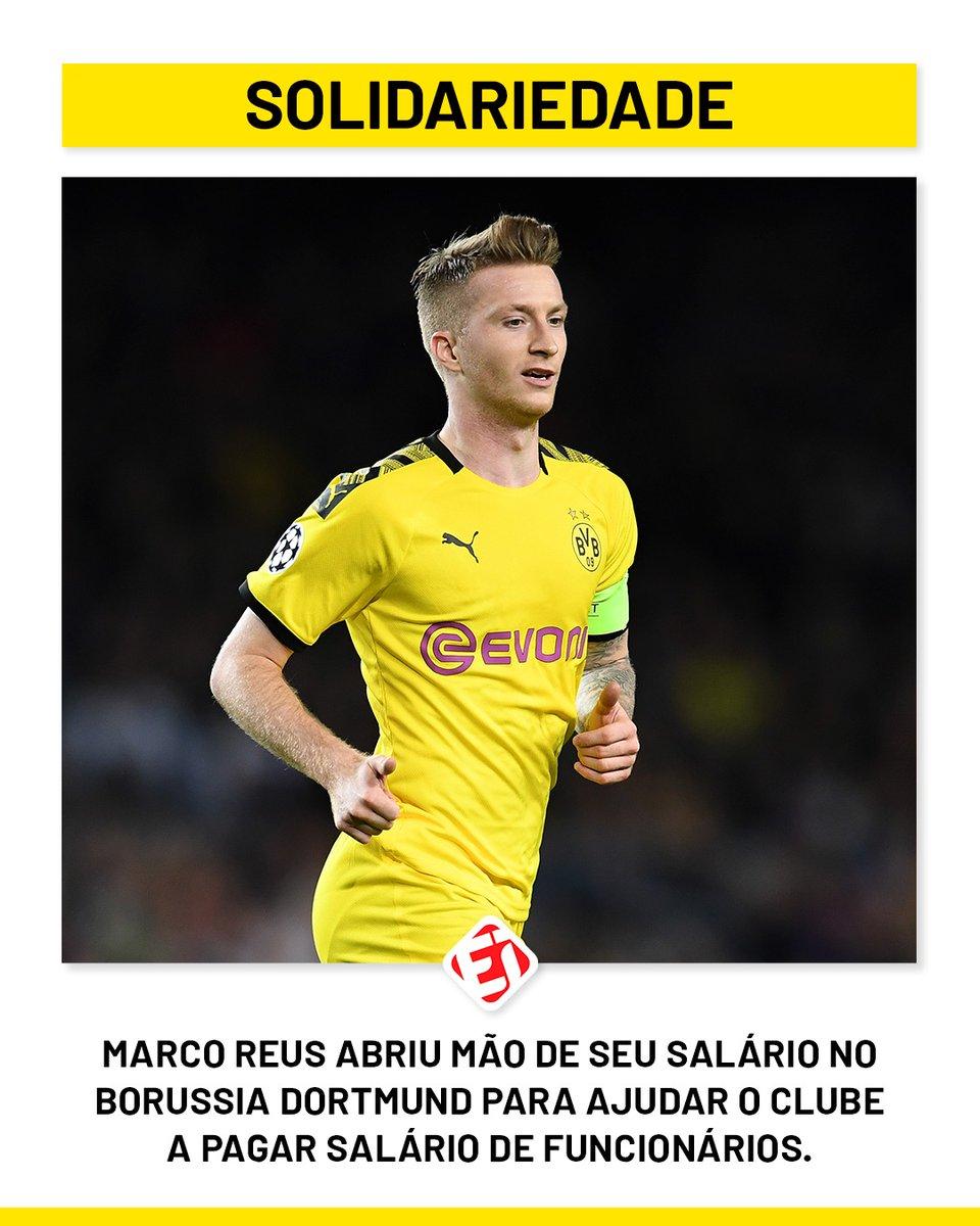 RT @Esp_Interativo: BAITA atitude do capitão do Borussia Dortmund! 👏👏👏 https://t.co/8GHrQf0shC