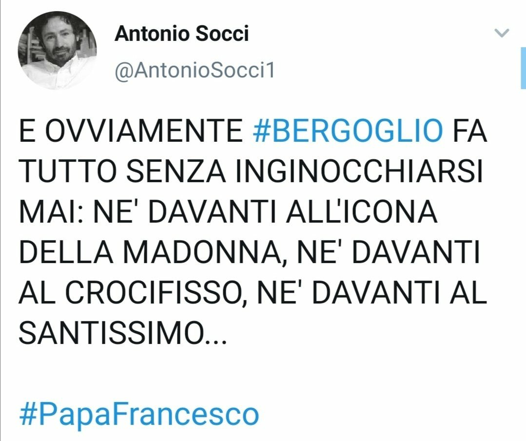 #Socci