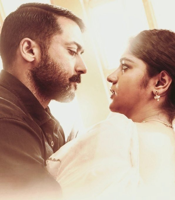 Soorarai pottru is not love story but look at the chemistry, @Suriya_offl and @Aparnabala2 are going to be a superb pair on-screen for sure.pic.twitter.com/grwgF48OUi