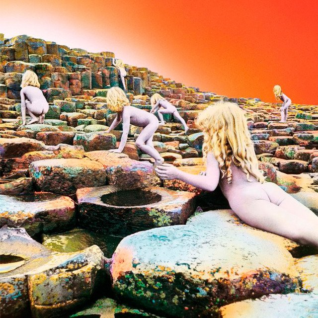 "28 March 1973, Led Zeppelin released their fifth studio album ""Houses of the Holy"". <br>http://pic.twitter.com/M67Y5v4xbL"