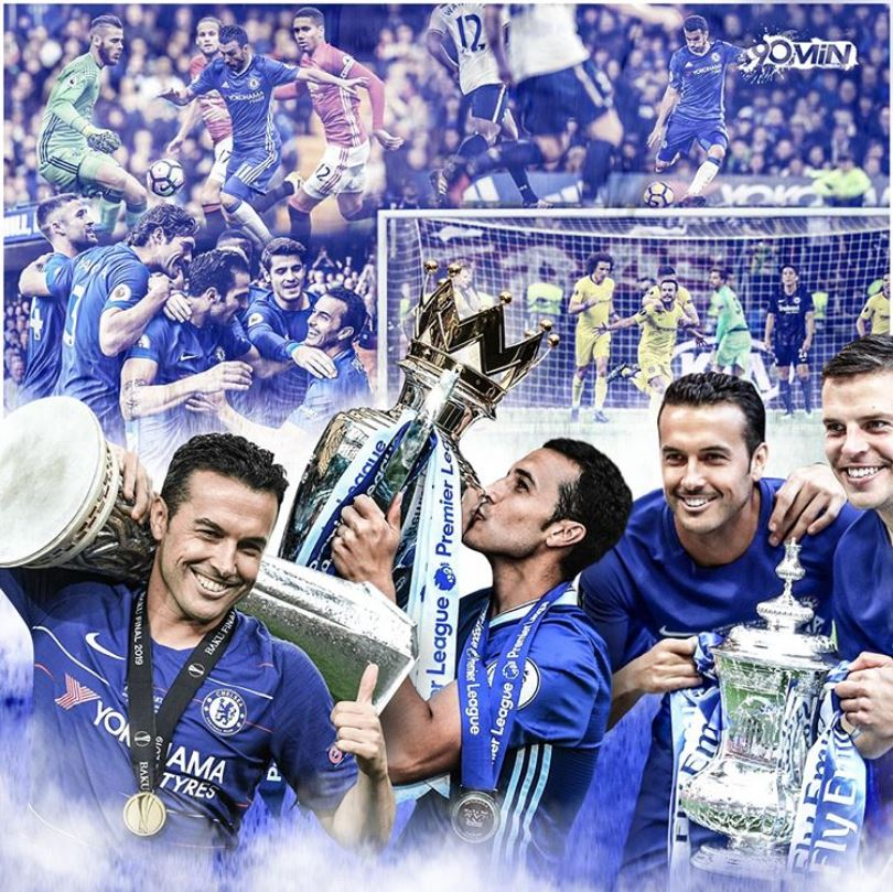 Pedro could be leaving Chelsea when his contract expires in June. Whats been his best moment in blue? 🔵