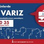 Image for the Tweet beginning: Geçen pazartesi günü #BizVarız dedik,
